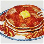 Buttermilk Griddle Cakes (Celebrity Recipe)