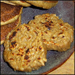 Vegetarian Breakfast Sausage Patties