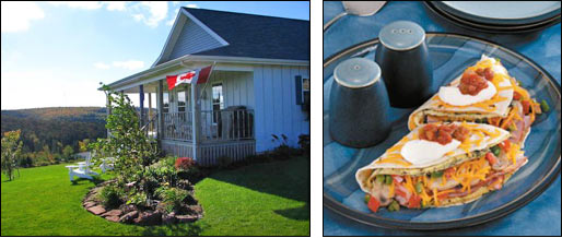 The Bonshaw Breezes Bed & Breakfast, Prince Edward Island