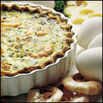 Shrimp Quiche