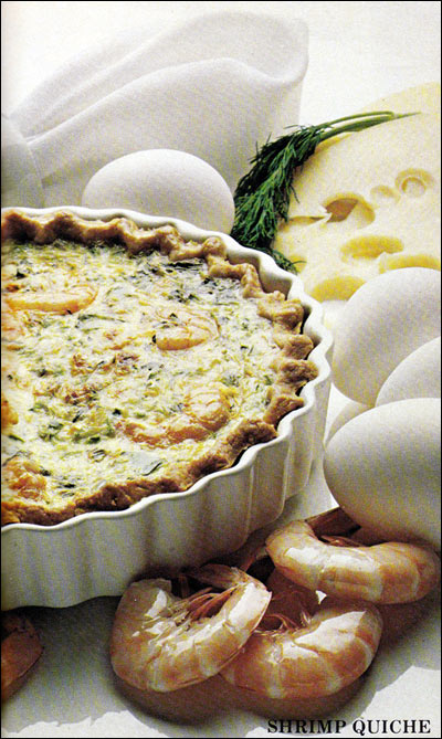 This recipe is from the classic cookbook titled Entertaining With Eggs ...