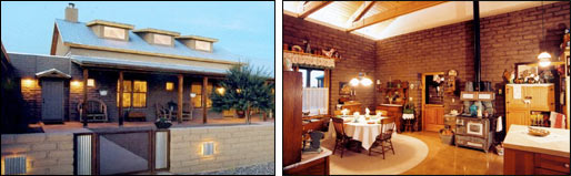 The Desert Dove Bed & Breakfast of Tucson, Arizona