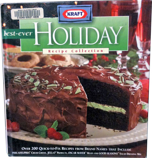 Kraft Best Holiday Recipe Collection