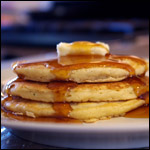 Mr Breakfast's Ultimate Buttermilk Pancakes