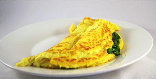 Vegan Egg-Free Tofu Omelet