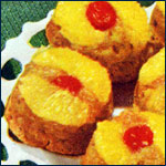 Upside-Down Orange Bran Muffins