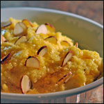 Honey Almond Polenta (Hot Cereal)