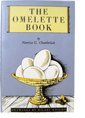The Omelette Book by Narcissa G. Chamberlain