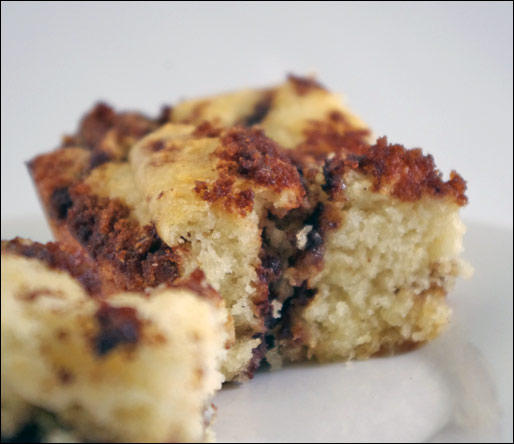 Cinnamon Flop (Coffee Cake)