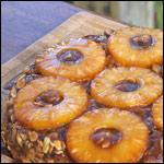 Upside-Down Pineapple Coffee Cake