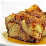 Brown Sugar & Walnut Baked French Toast
