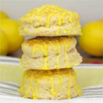 Lemon Friends (Scones)