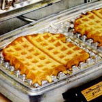 Bread-N-Butter Waffles