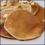 Apple Blender Pancakes