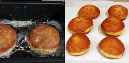 Frying The Paczki