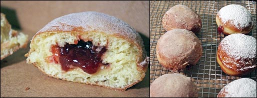 Inside Of The Paczki