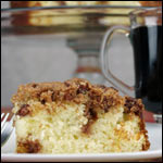 Blitzkuchen (German Coffee Cake)