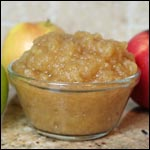 Homemade Applesauce (Pancake Topping)