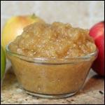 Homemade Applesauce (Pancake Topping)