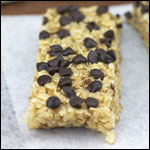No-Bake Chocolate Chip Breakfast Bars
