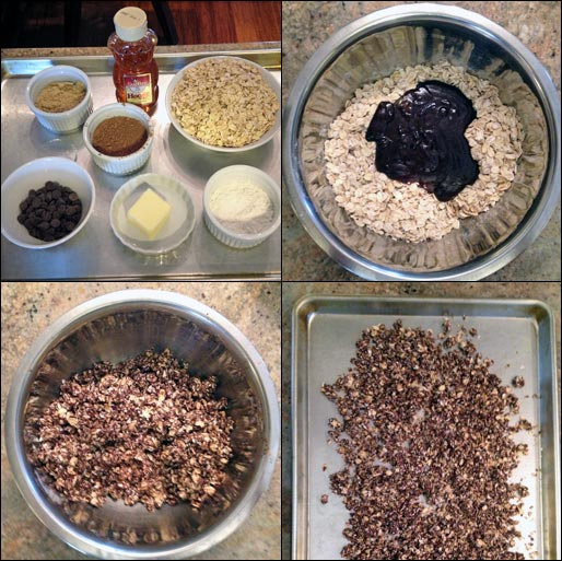 How To Make Chocolate Granola