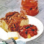 Peach-Nut Coffee Cake