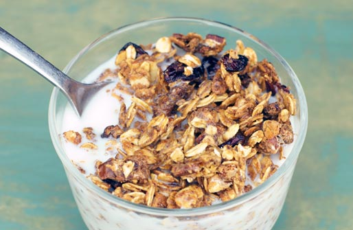 Earth Day Granola Recipe