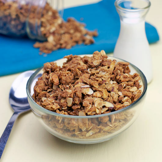 Toffee Almond Granola