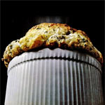 Spinach Souffle (Vintage)