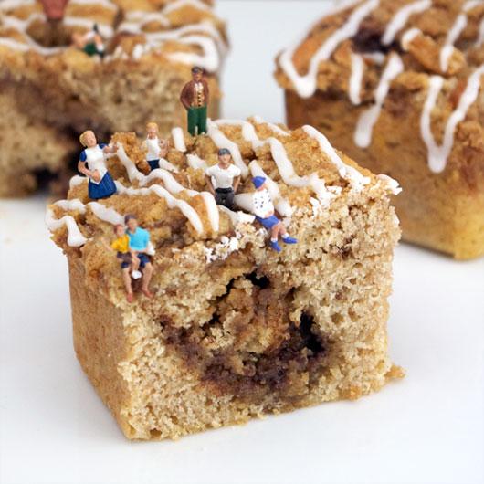 Starbucks-Style Cinnamon Coffeecake