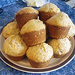 Muffins di cereali