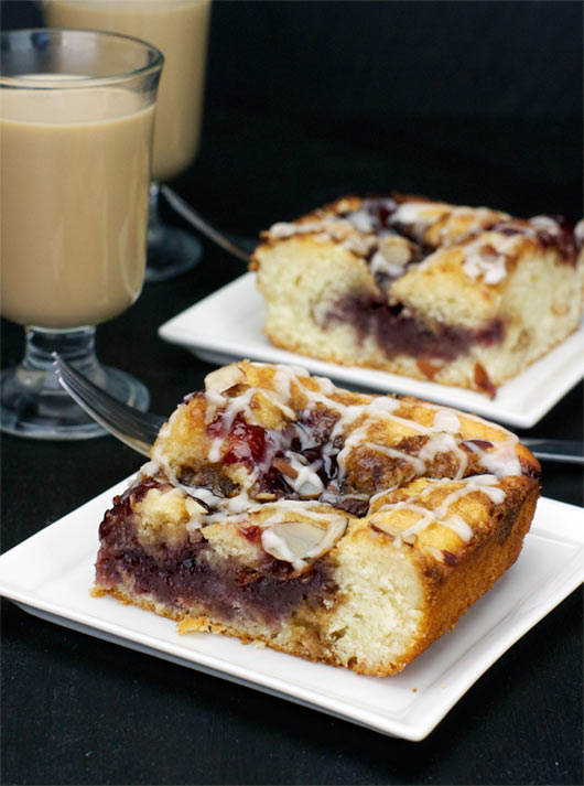Super Fast Coffee Cake