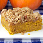 Deluxe Pumpkin Coffee Cake