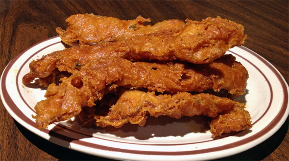 Chicken Fried Bacon Recipe