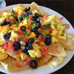 Basic Breakfast Nachos