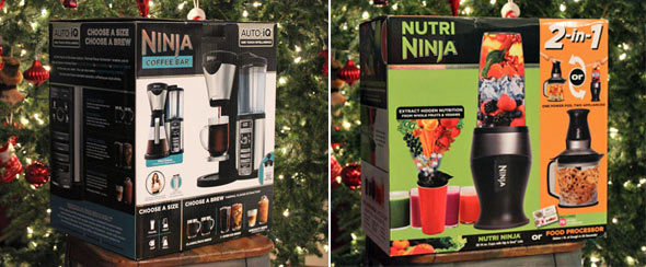 Ninja Coffee Bar And Nutri Ninja