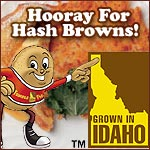 Hash Browns - Carrot