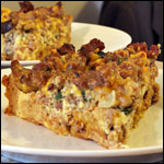 Breakfast Sausage Quiche