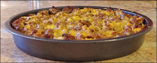 Breakfast Sausage Casserole Recipe | MrBreakfast.com