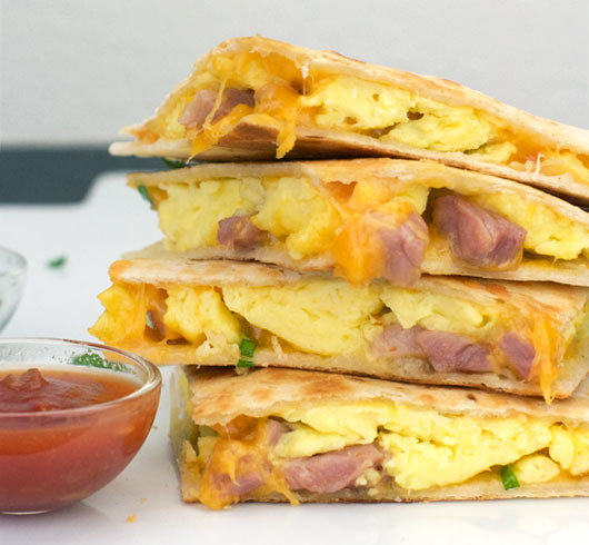 recipe: ham for breakfast healthy [16]