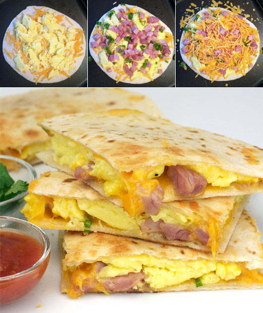 breakfast quesadilla breakfast quesadillas serve it up to your family ...