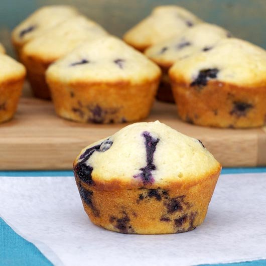 To Die For Blueberry Muffins Recipe - Allrecipes.com