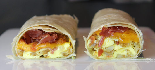 Breakfast Taco Roll-Ups