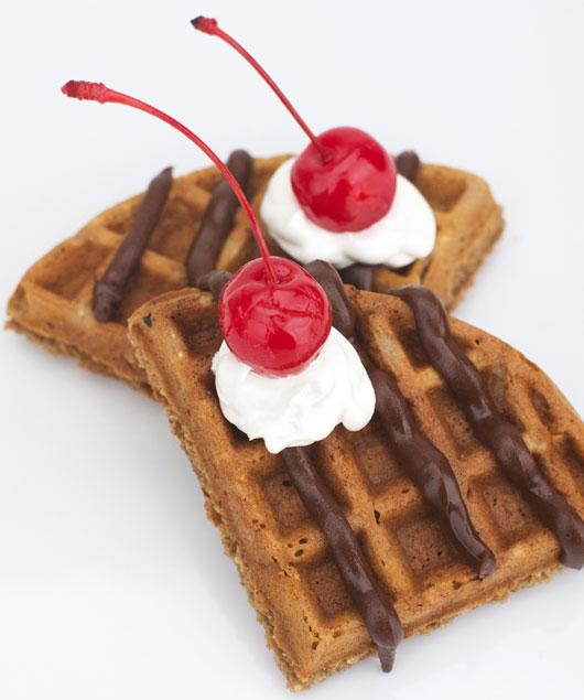 Chocolate Waffles Recipe | MrBreakfast.com