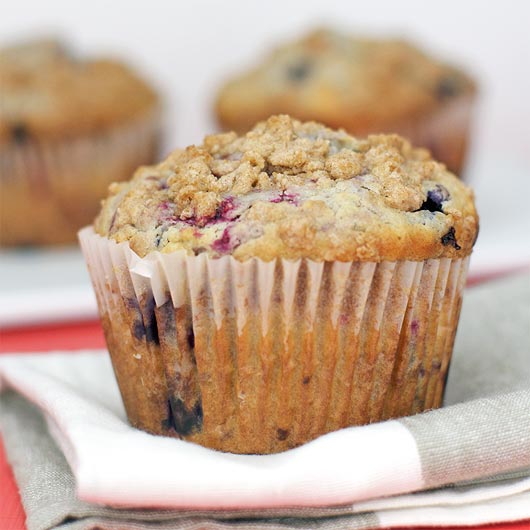 Berry Best Muffin