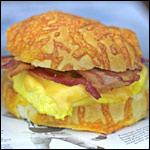 Big Texas Breakfast Sandwich