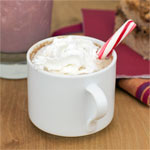 Peppermint Cappuccino
