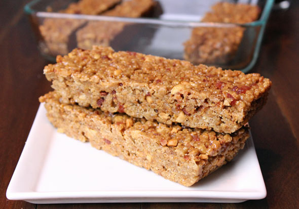 Bacon Crunch Bars