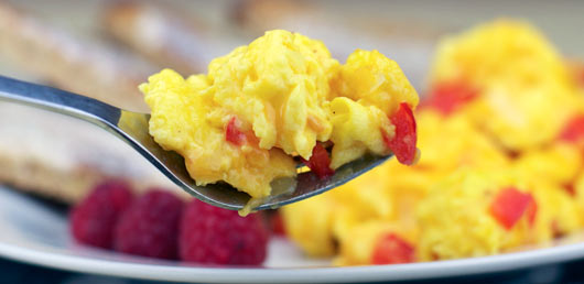 American Egg Scramble Recipe