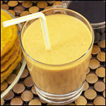 Pumpkin Breakfast Milkshake